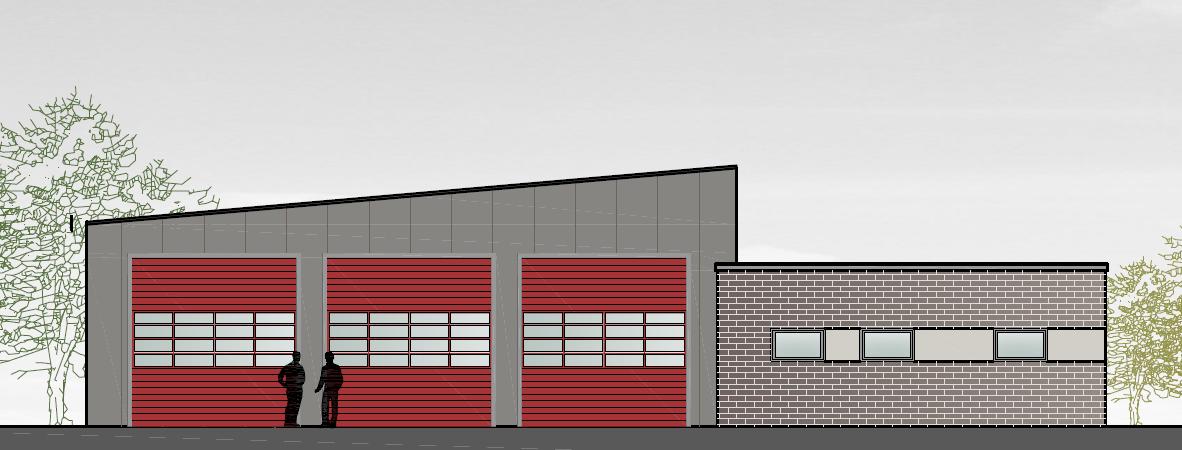 <p>Infos zum neuen Feuerwehr Gerätehaus</p>