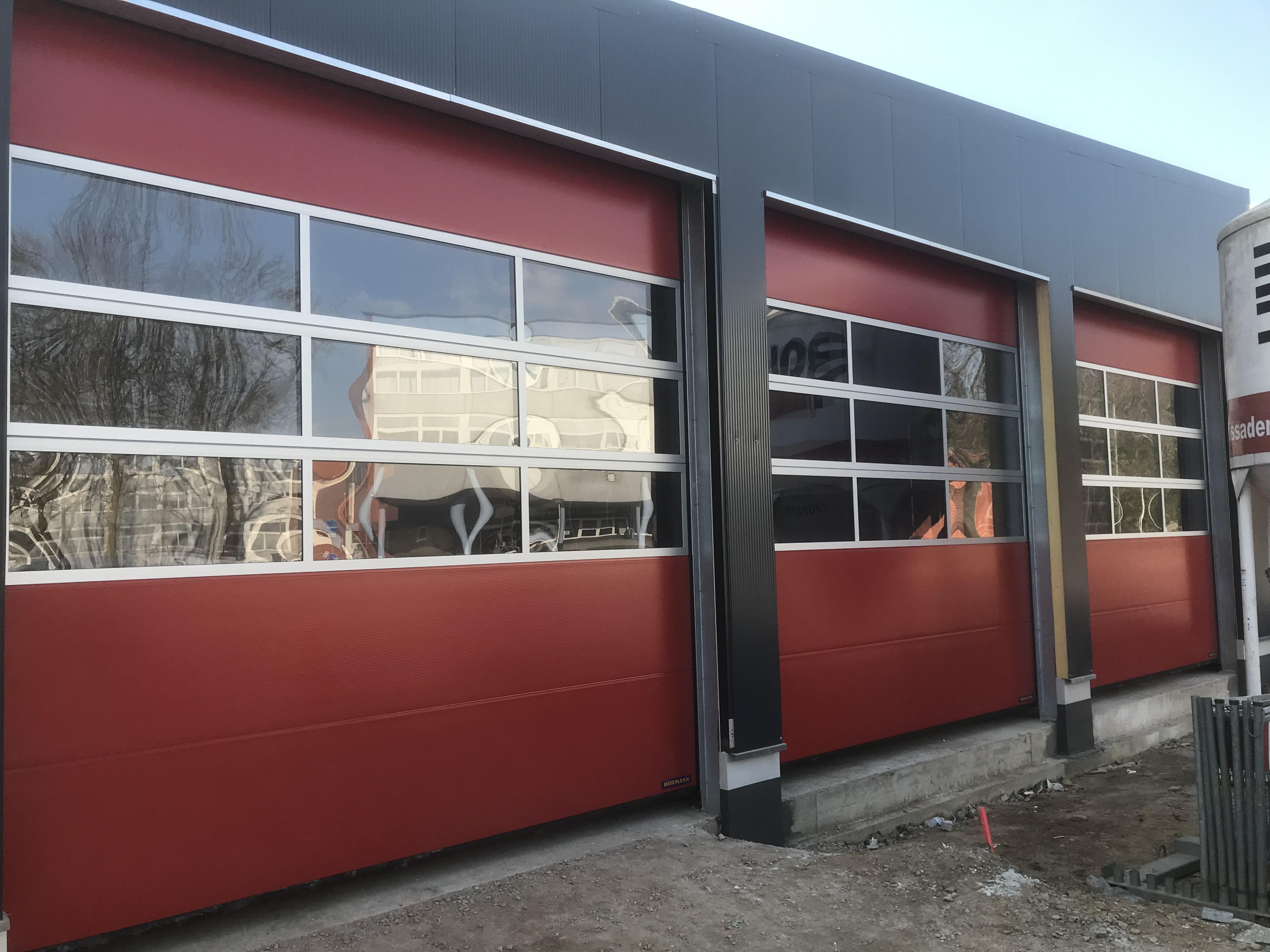 <p>Rolltore, Putzarbeiten und Außenanlage (30.03.2019) Am neuen Feuerwehrgerätehaus hat sich in den letzten Wochen wieder [&hellip;]</p>