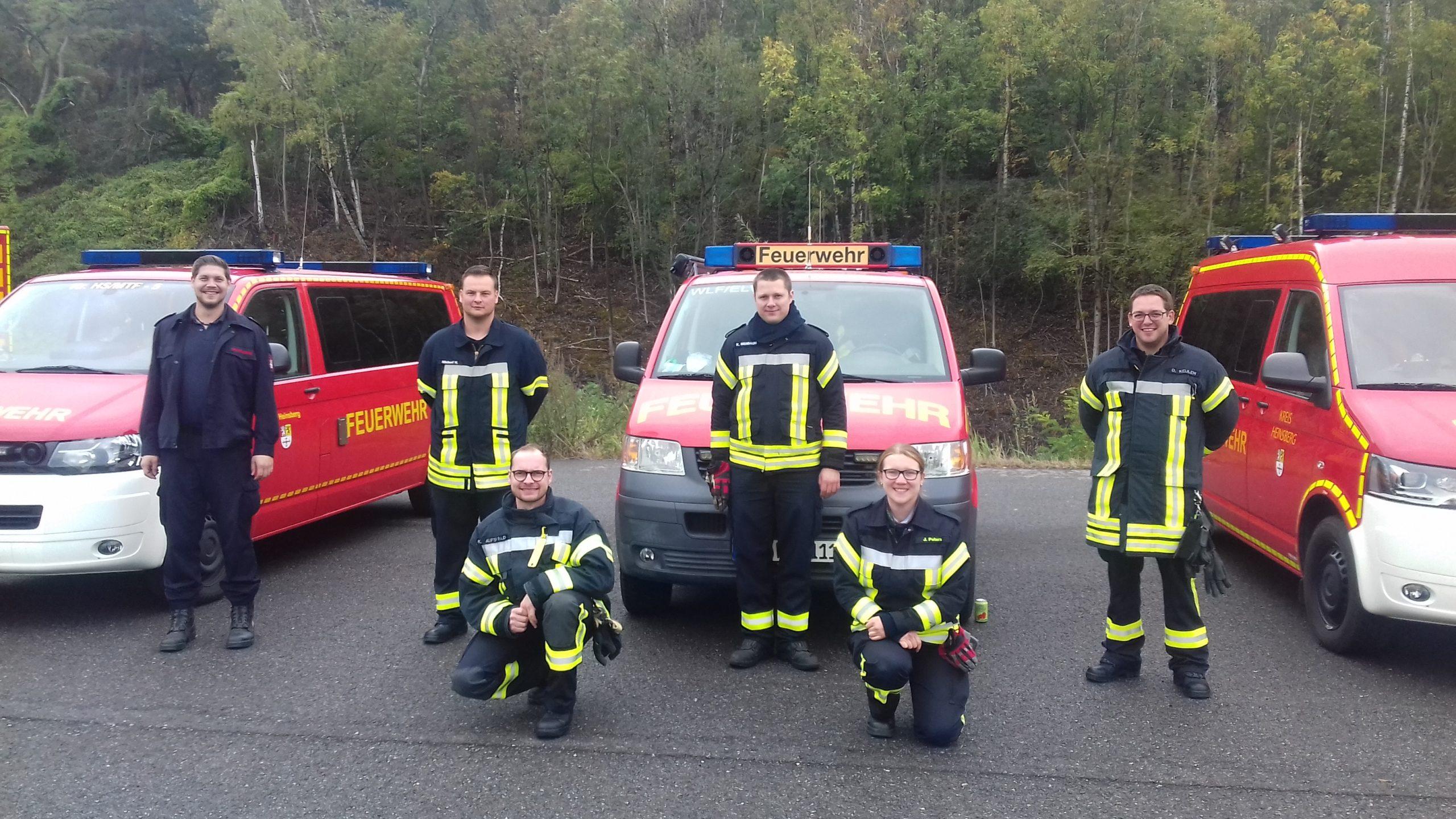 """<p>""""Feuer 3 – Brennt Geschäftshaus in Waldfeucht"""" Mit dieser Übungsmeldung wurden der Fernmeldedienst Waldfeucht, die ELW Gruppe Gangelt und die […]</p>"""